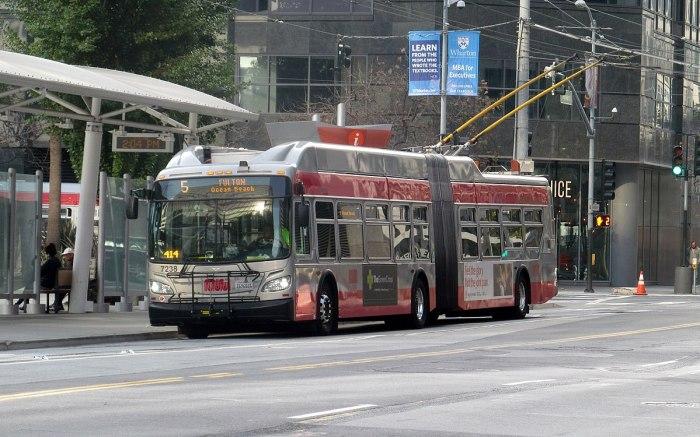 elektrikli trolleybüs